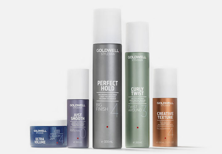 Goldwell Kerasilk Stile Design
