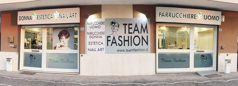 Team Fashion San Prisco - Panoramica esterna