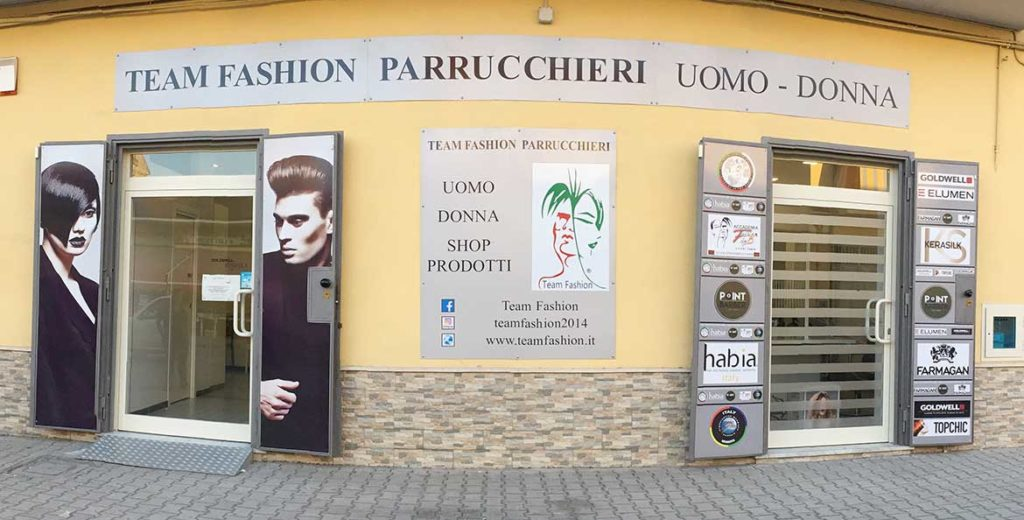 Team Fashion Parrucchieri San Tammaro